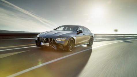 Geneva 2018: Mercedes-AMG GT 4-Door Coupe ridică ștacheta în segment