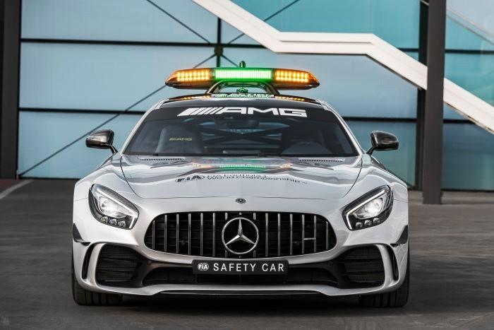 Mercedes-AMG GT R Formula 1 Safety Car (15)