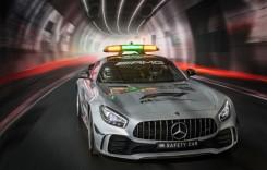 Mercedes-AMG GT R a devenit cel mai puternic Safety Car din istoria Formulei 1