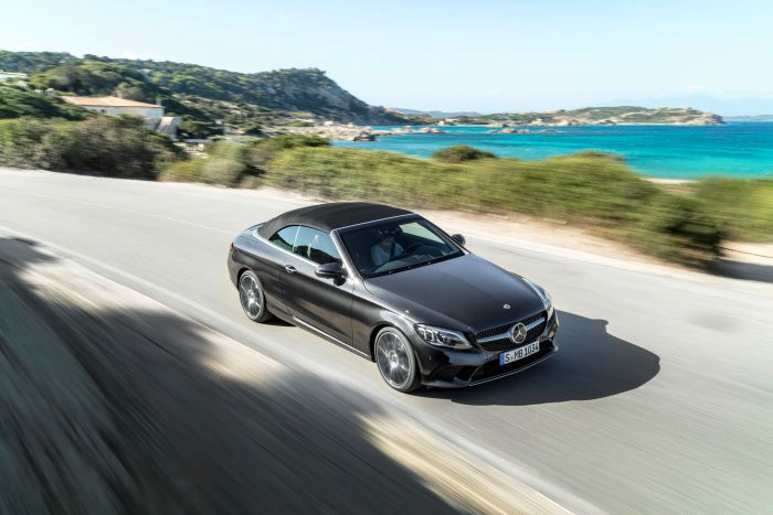 Mercedes-Benz C-Class Coupé and Cabriolet (11)