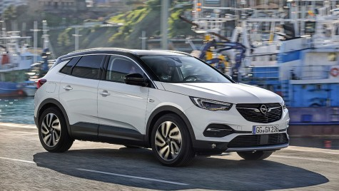 Test drive Opel Grandland X Ultimate 2.0 Turbo D AT-8