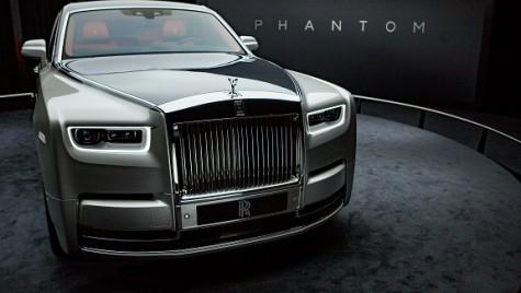Rolls-Royce Phantom vine la SIAB
