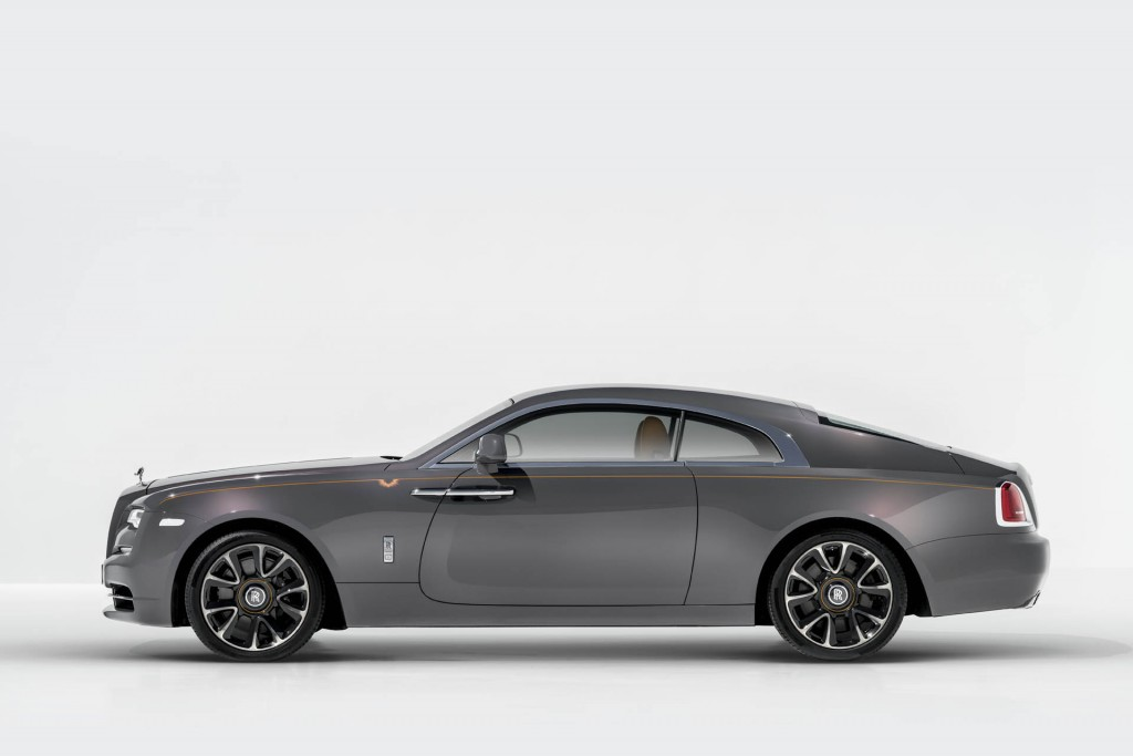 Rolls-Royce Wraith Luminary Edition