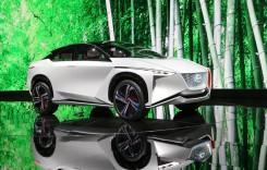 Conceptul IMx va deveni SUV-ul Nissan LEAF