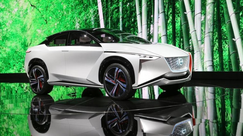 SUV-ul Nissan LEAF
