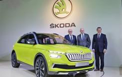 Skoda vrea să lanseze 19 mașini noi în următorii doi ani