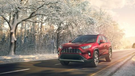 New York 2018 – Toyota RAV4 îndrăznește mai mult ca niciodată