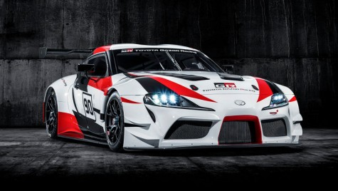 Geneva 2018 – Toyota prelungește așteptarea. Supra nu e gata!