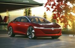 Geneva 2018: Volkswagen a prezentat conceptul I.D.Vizzion