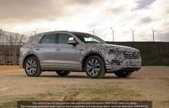 Noul Volkswagen Touareg se arată într-un teaser video