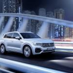 Noul Volkswagen Touareg a fost prezentat în China