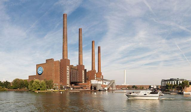 Volkswagen baterii