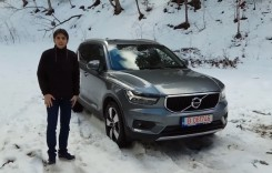 Test video Volvo XC40 D4 AWD