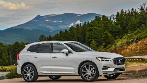Recidivă suedeză. Volvo XC60 este Mașina Anului 2018