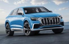 Audi Q8 va fi prezentat în China