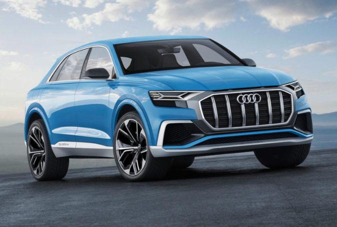 Concept Audi Q8