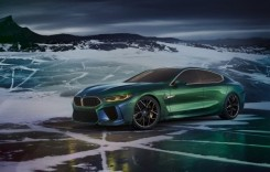 Geneva 2018: BMW Concept M8 Gran Coupe, noua imagine a luxului bavarez