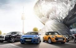 BMW a stabilit un record all-time pentru luna februarie