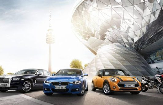 BMW Group februarie