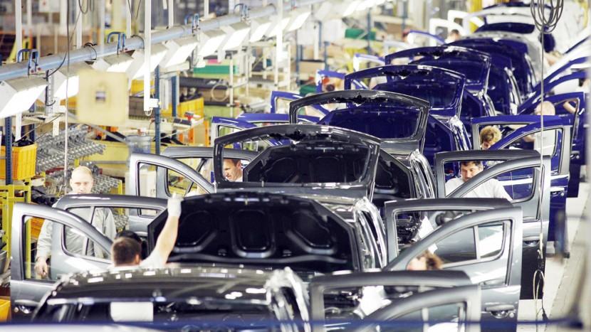 În primele opt luni din2018 Dacia a produs la Mioveni peste200.000 vehicule