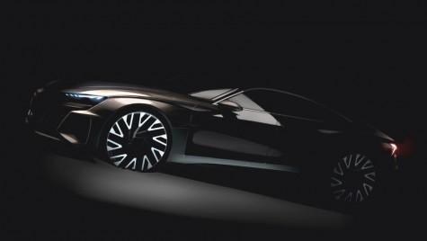 Tesla Model S va avea un rival. Audi va lansa e-tron Gran Turismo