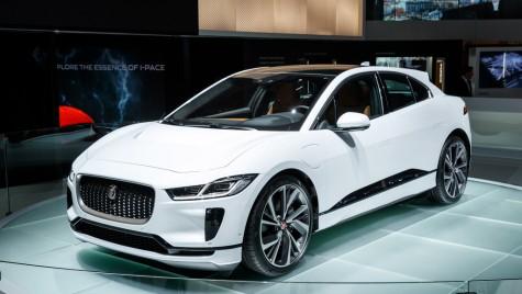 Geneva 2018: Jaguar I-Pace