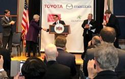 Joint-venture Mazda-Toyota în SUA