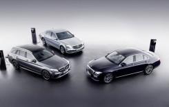 Mercedes va lansa C-Class și E-Class Plug-In Hybrid diesel în toamna lui 2018