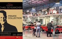 Colecția de mașini a lui Michael Schumacher va fi expusă la Motorworld
