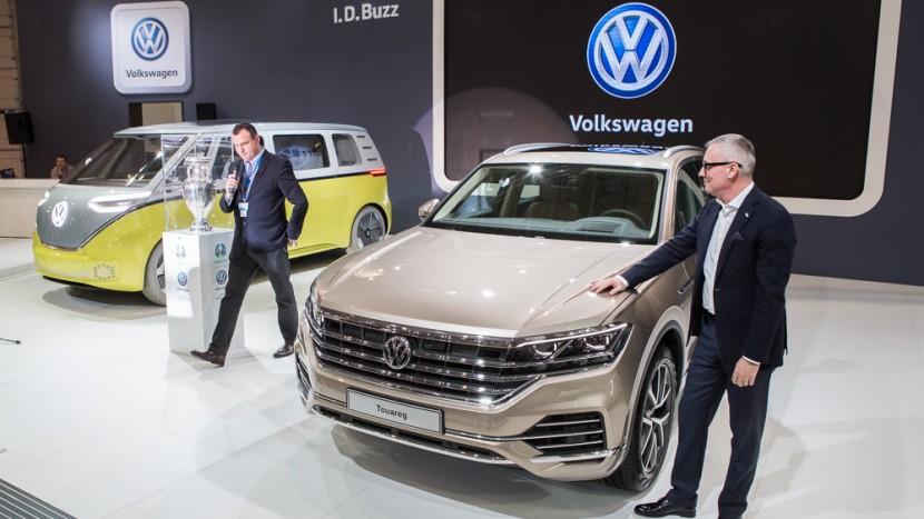 SIAB 2018 VW Touareg