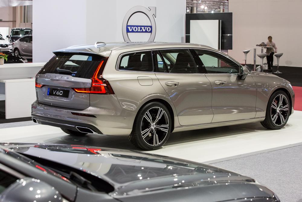 Volvo V60 SIAB 2018