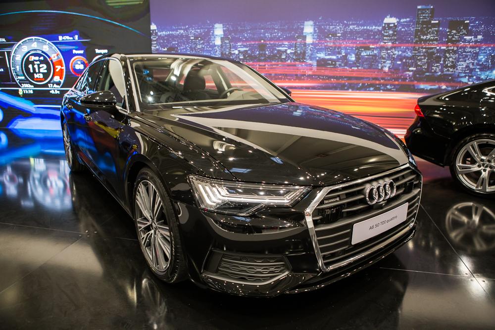 SIAB 2018 Audi A6