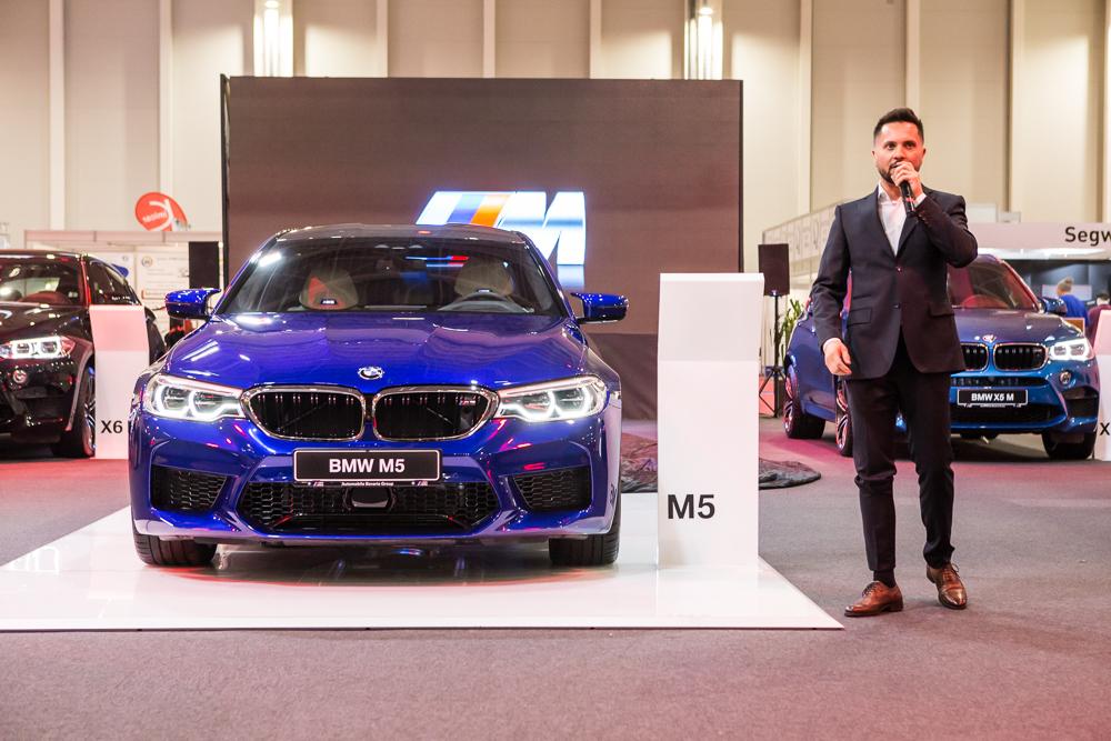 BMW M5 SIAB 2018
