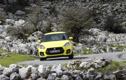 Test drive noul Suzuki Swift Sport