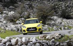 Test drive noul Suzuki Swift Sport