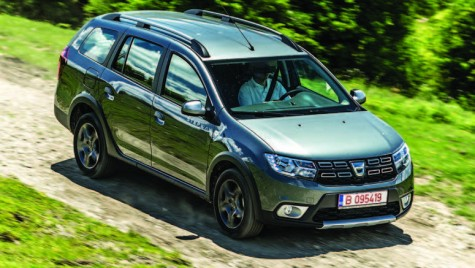 Test: Dacia Logan MCV Stepway 1.5 dCi Explorer
