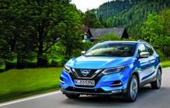 Test:  Nissan Qashqai facelift