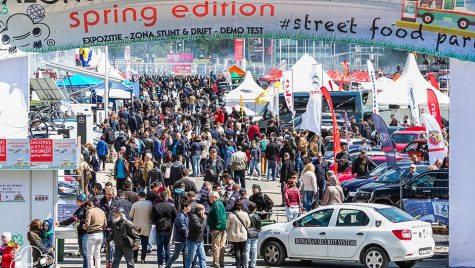 SAB – SPRING Edition & Street Food Park
