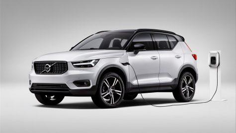 Volvo vrea ca jumătate din mașinile vândute în 2025 să fie electrice