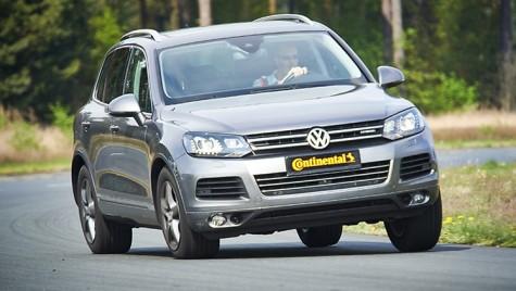 Anvelopele SUV de la Continental câștigă testul AutoBild allrad