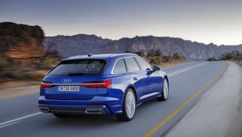 Noul Audi A6 Avant – mai spațios și ultra-tehnologizat