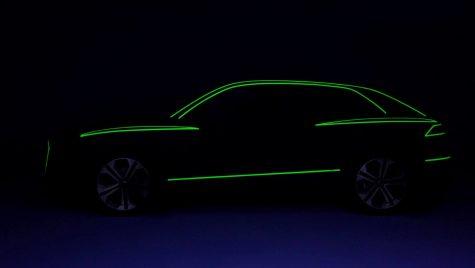 Teaser – Audi Q8 va fi prezentat în China