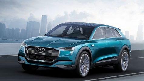 A început campania de promovare a viitorului Audi e-tron!
