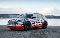 Audi e-tron Quattro va avea autonomie de peste 400 km
