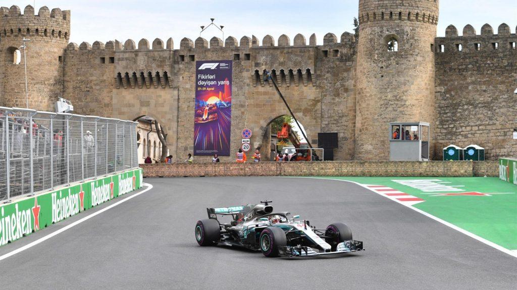 Azerbaijan Grand Prix (2)