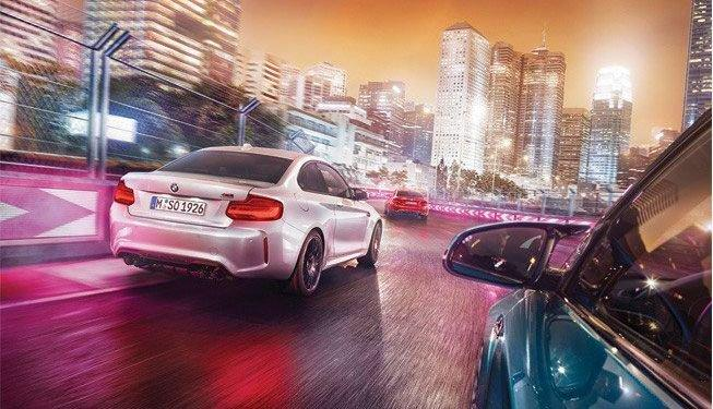 BMW M2 Competition leaked (2)