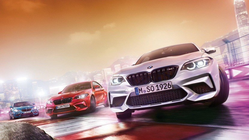 BMW M2 Competition leaked (3)