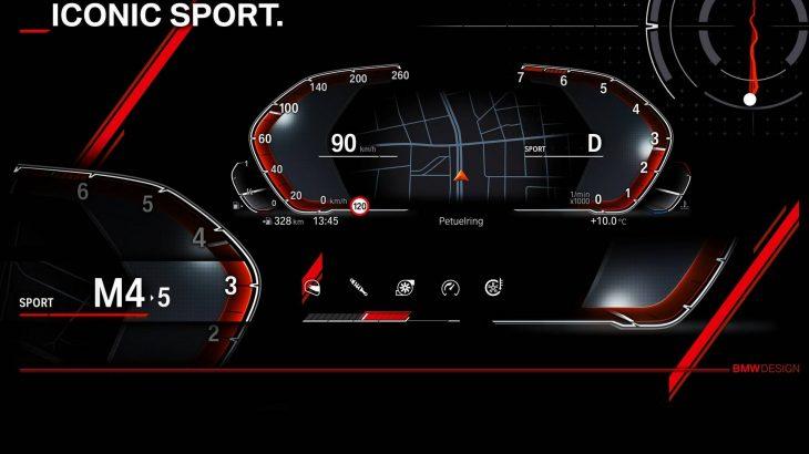Viitorul instrumentar de bord BMW este… SF!