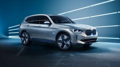 Beijing 2018 – BMW iX3 Concept. Viitorul începe azi