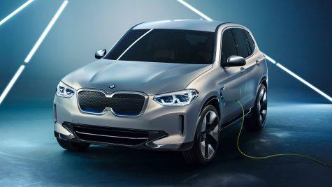 BMW  iX3 poate fi comandat deja, chiar dacă versiunea de serie nu a fost încă prezentată